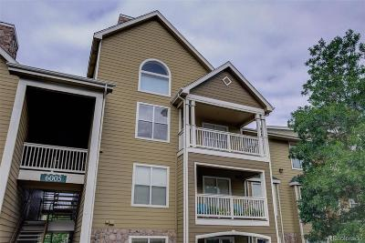 Castle Rock Condo/Townhouse Active: 6005 Castlegate Drive #B32