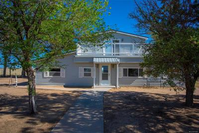 Calhan Single Family Home Active: 23350 State Highway 94