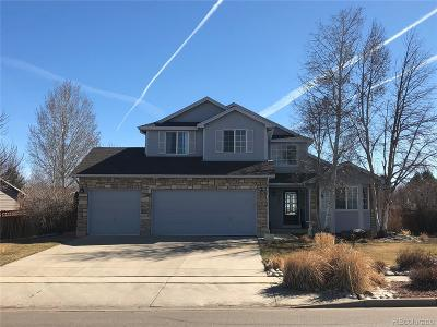 Frederick Single Family Home Under Contract: 4800 Eagle Boulevard