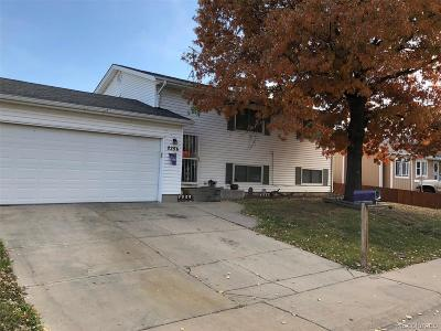 Denver Single Family Home Active: 8254 Gaylord Street