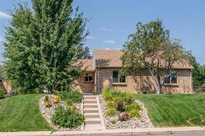 Denver Single Family Home Active: 1215 Quince Street