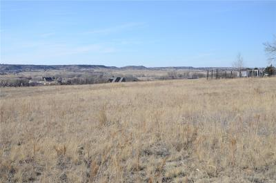 Douglas County Residential Lots & Land Active: 1887 North Highway 83