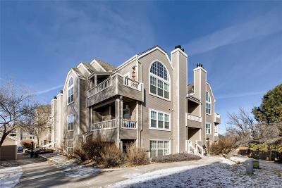 Lakewood Condo/Townhouse Active: 5745 West Atlantic Place #108