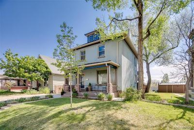 Single Family Home Under Contract: 3446 Quivas Street