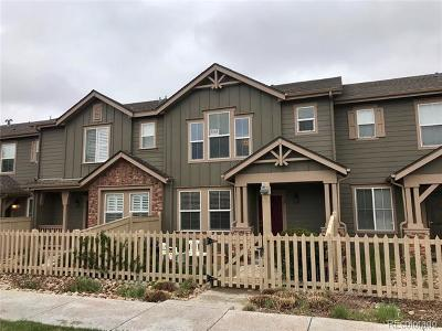 Commerce City Condo/Townhouse Active: 17937 East 104th Way #49D