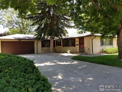 Longmont Single Family Home Active: 1220 Sherman Street
