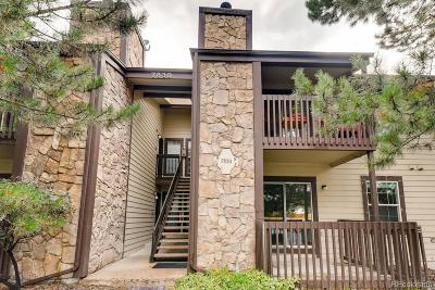 Arvada Condo/Townhouse Active: 7830 West 87th Drive #J