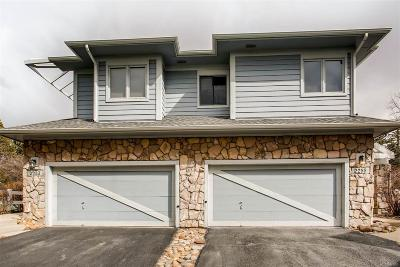 Castle Rock Condo/Townhouse Active: 2255 Emerald Drive