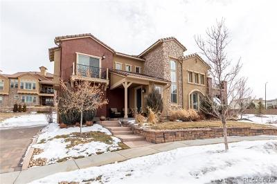 Highlands Ranch Condo/Townhouse Active: 9588 Firenze Way