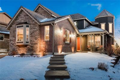 Highlands Ranch Single Family Home Under Contract: 300 Maplehurst Point