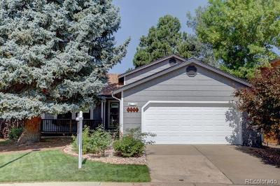 Highlands Ranch Rental Active: 8991 South Coyote Street