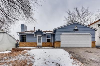 Aurora Single Family Home Active: 4870 South Richfield Circle