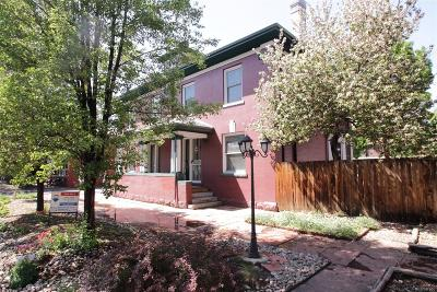 City Park, City Park North, City Park South, City Park West Condo/Townhouse Active: 2075 East 17th Avenue