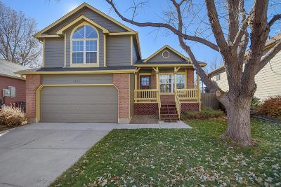 Broomfield Single Family Home Under Contract: 3212 West 126th Avenue