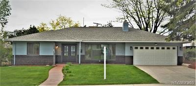 Belcaro, Belcaro/Stokes, Bonnie Brae, Pearl Mack, Polo Club, Polo Club North, Polo Grounds Single Family Home Active: 850 South Harrison Street