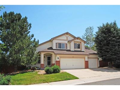 Meadows, The Meadows Single Family Home Under Contract: 5000 Buttercup Drive