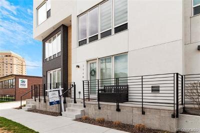 Denver Condo/Townhouse Active: 2948 West 33rd Avenue