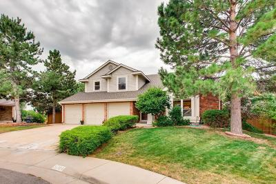 Piney Creek Single Family Home Under Contract: 5784 South Olathe Street