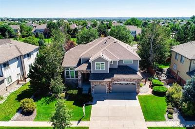 Broomfield Single Family Home Active: 13912 Meadowbrook Drive