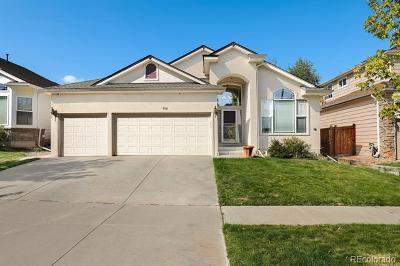 Single Family Home Active: 5541 South Eaton Street