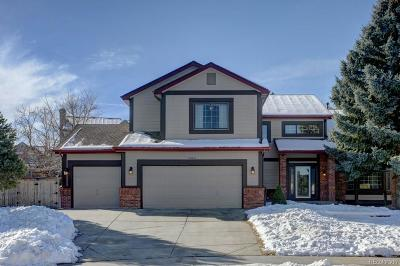 Highlands Ranch Single Family Home Active: 2364 Stratford Court