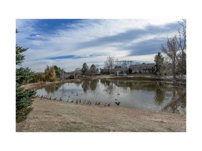 Littleton Condo/Townhouse Active: 4292 West Pondview Drive