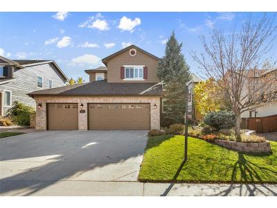 Highlands Ranch Single Family Home Under Contract: 3712 Charterwood Drive