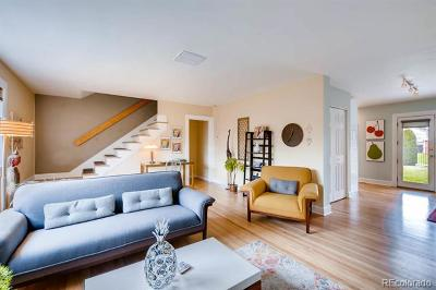 Denver Single Family Home Under Contract: 432 Harrison Street