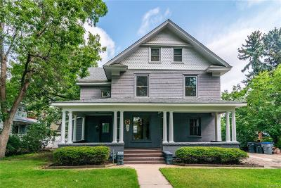Longmont Single Family Home Under Contract: 920 3rd Avenue