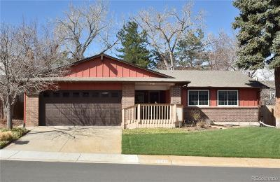 Westminster Single Family Home Under Contract: 9049 Hoyt Street