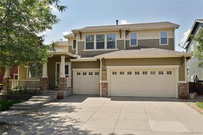 Commerce City Single Family Home Active: 12239 Village Circle