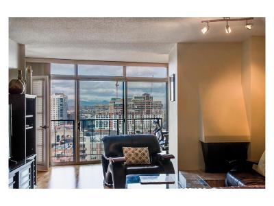 Condo/Townhouse Sold: 1777 Larimer Street #1501