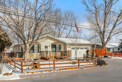Arvada Single Family Home Active: 9469 Grandview Avenue
