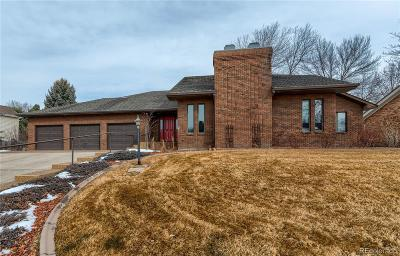 Fort Collins Single Family Home Under Contract: 636 Hinsdale Drive