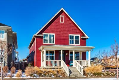 Denver Single Family Home Under Contract: 2095 Tamarac Street