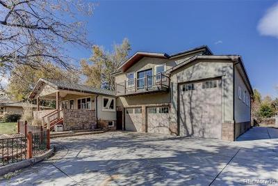 Lakewood Single Family Home Under Contract: 5445 West Colorado Avenue