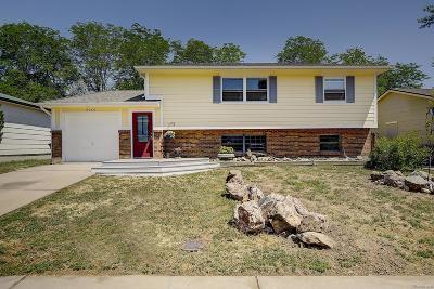 Denver Single Family Home Active: 6265 West Jefferson Avenue