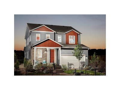Castle Rock Single Family Home Active: 2119 Trail Stone Loop