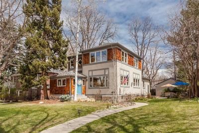 Single Family Home Under Contract: 2314 South Madison Street