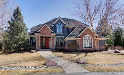 Littleton Single Family Home Under Contract: 4891 Christensen Drive