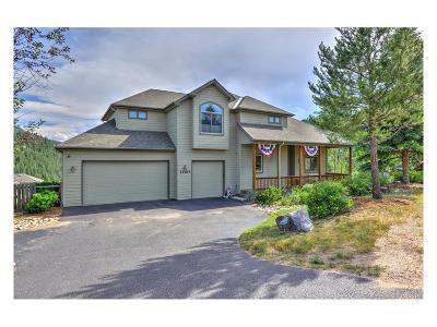 Evergreen Single Family Home Under Contract: 27193 Sun Ridge Drive