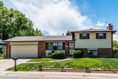 Denver Single Family Home Active: 3119 South Dayton Court