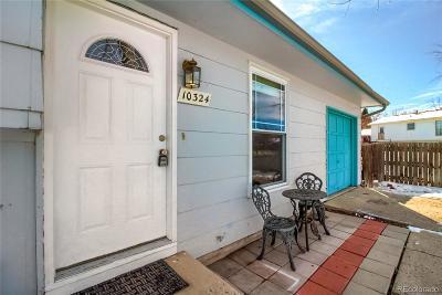 Lakewood Single Family Home Active: 10324 West Kenyon Drive