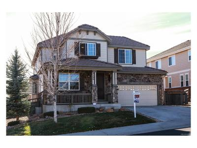 Castle Rock Single Family Home Active: 8106 Grady Circle
