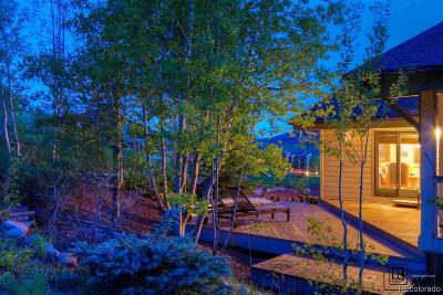 Steamboat Springs Condo/Townhouse Active: 1832 Cornice Road
