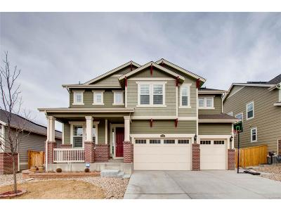 Thornton Single Family Home Under Contract: 5253 East 140th Place