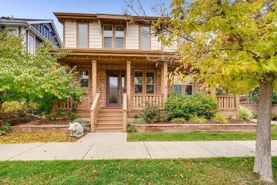 Denver Single Family Home Under Contract: 3647 Akron Court