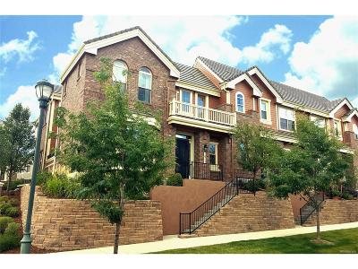 Lone Tree CO Condo/Townhouse Under Contract: $599,000
