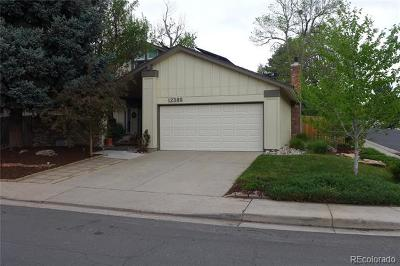Aurora Single Family Home Active: 12389 East Bates Circle