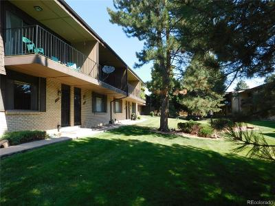 Lakewood Condo/Townhouse Active: 11303 West 18th Avenue